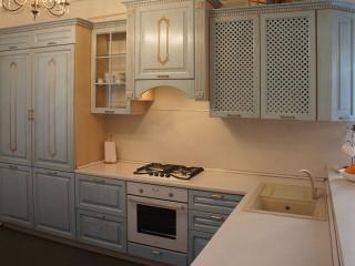 кухни в Гомеле из массива ясеня, Milana 2