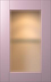 Купить кухню Rainbow с фасадом со стеклом
