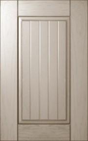 Кухни из массива Flavia с вертикальной фрезеровкой.11