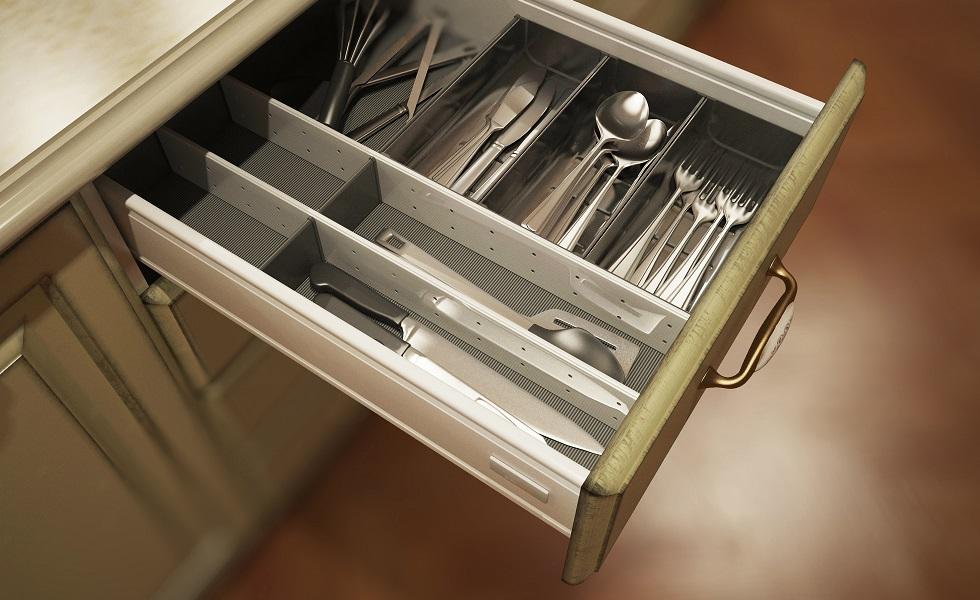 Кухни Гомель внутренние элементы, лоток