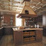 Купить кухню из массива дуба Malaga