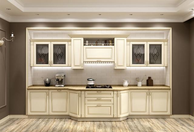 кухня в Гомеле из крашеного МДФ valencia 3