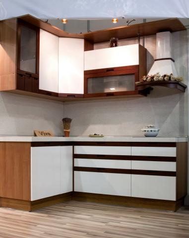 кухня в Гомеле из крашеного МДФ Viva