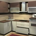 угловые кухни, Mirella