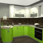 угловые кухни, Onda