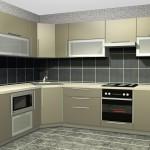 угловые кухни, Alva 5