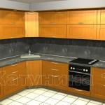 угловые кухни, Countru 3