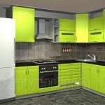 угловые кухни, Mango 2