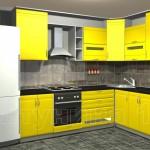 угловые кухни, Mango
