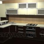 угловые кухни, Nova