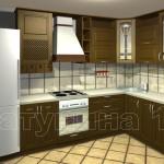угловые кухни, Primiere_Orex