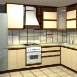 угловые кухни, Viva 4