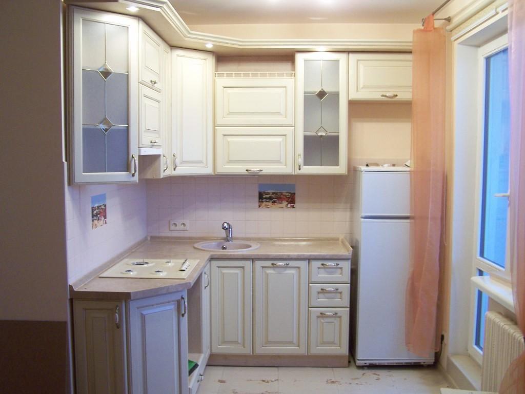 кухни под заказ Гомель, кухня из крашенного мдф 2