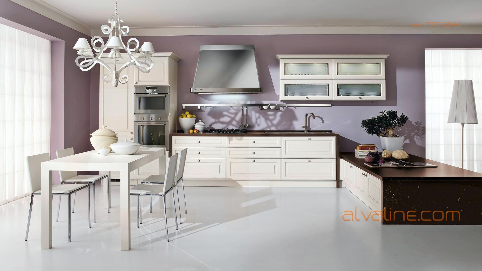 купить кухню из массива мелисса 8