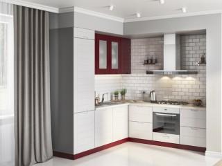 кухни в Гомеле из крашеного МДФ, Albina