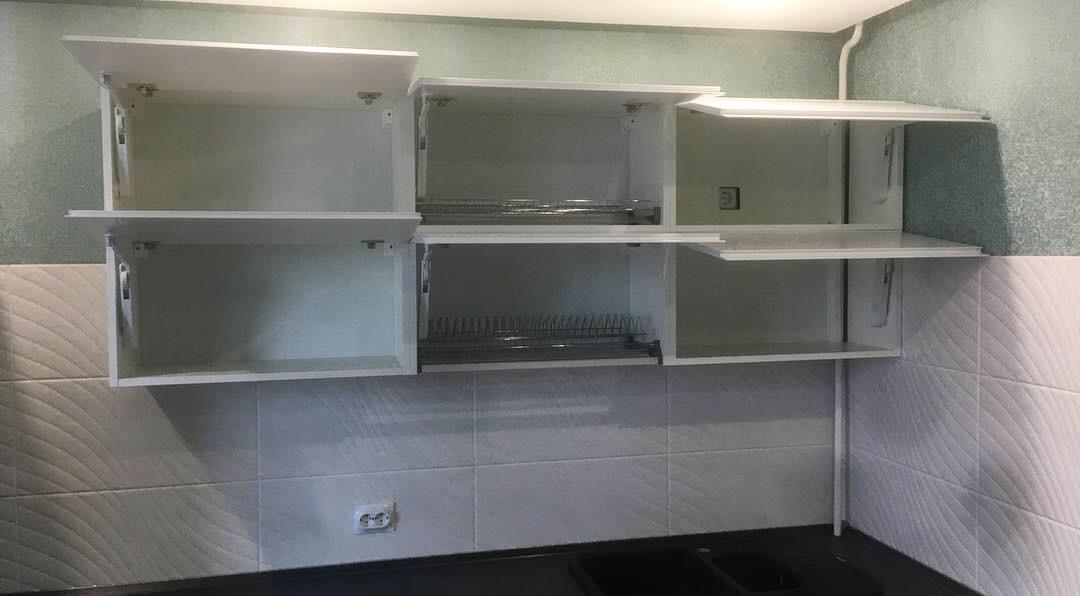 Кухня в Гомеле из крашеного МДФ Breeze 28 3