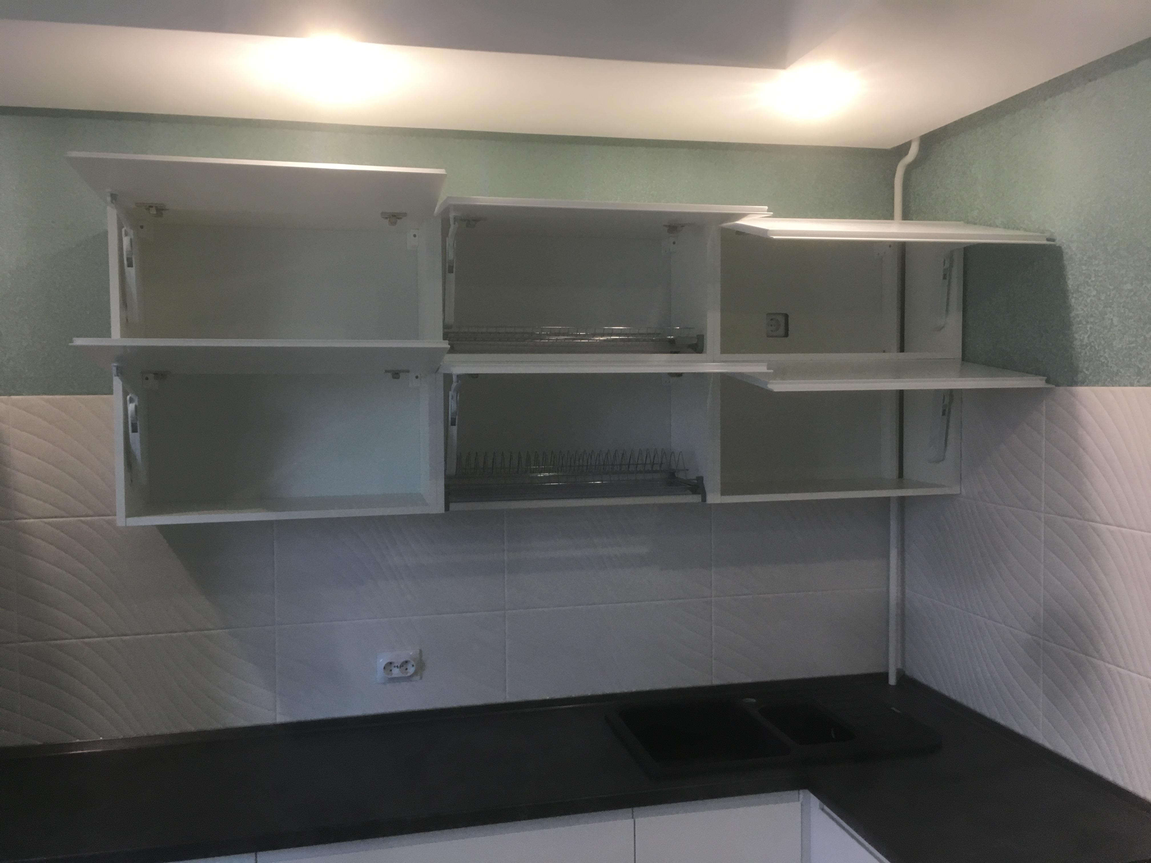Кухня в Гомеле из крашеного МДФ Breeze 28 6
