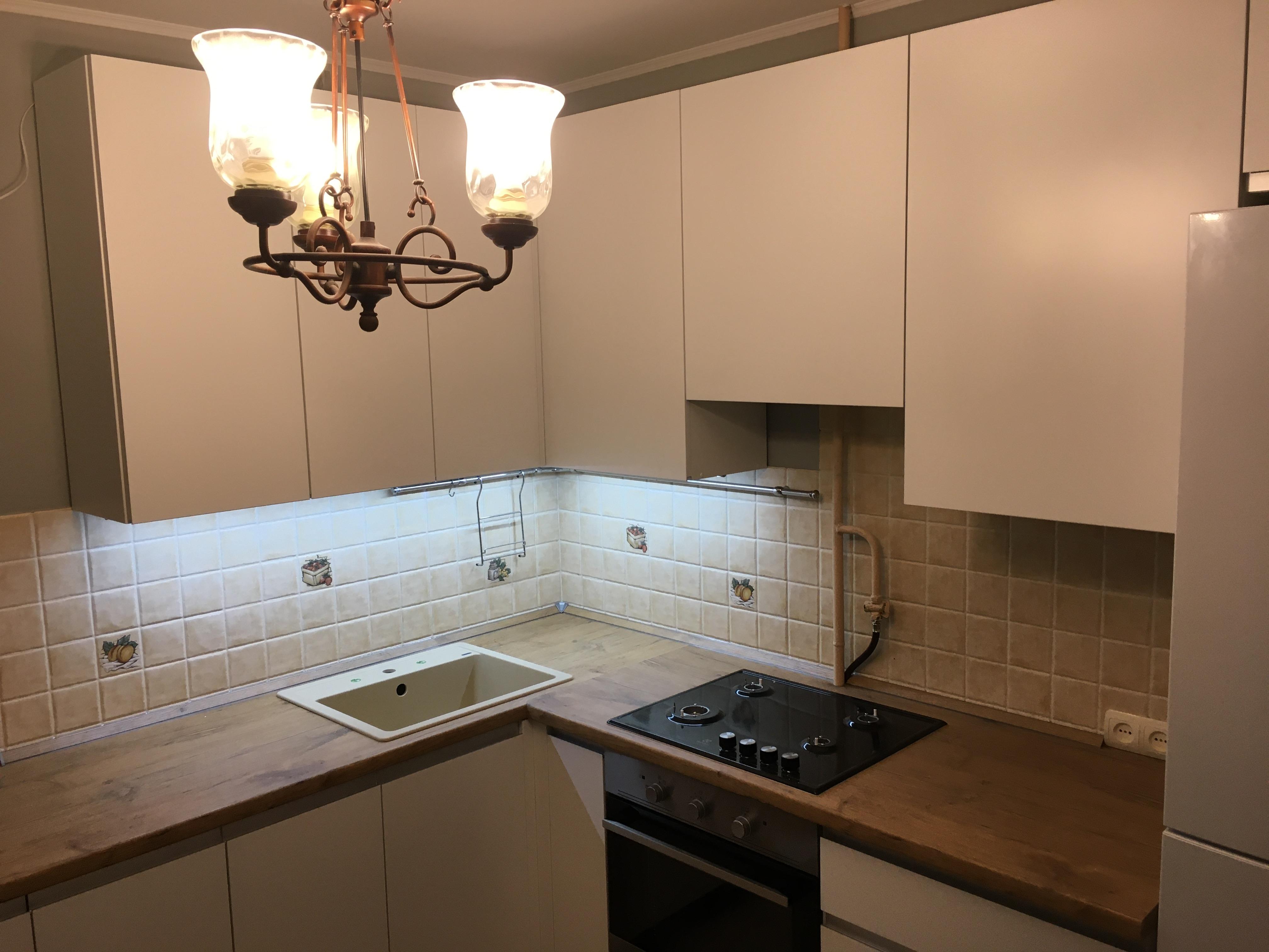 кухня с ценой в Гомеле «Fuxia», Лазурная 14 1