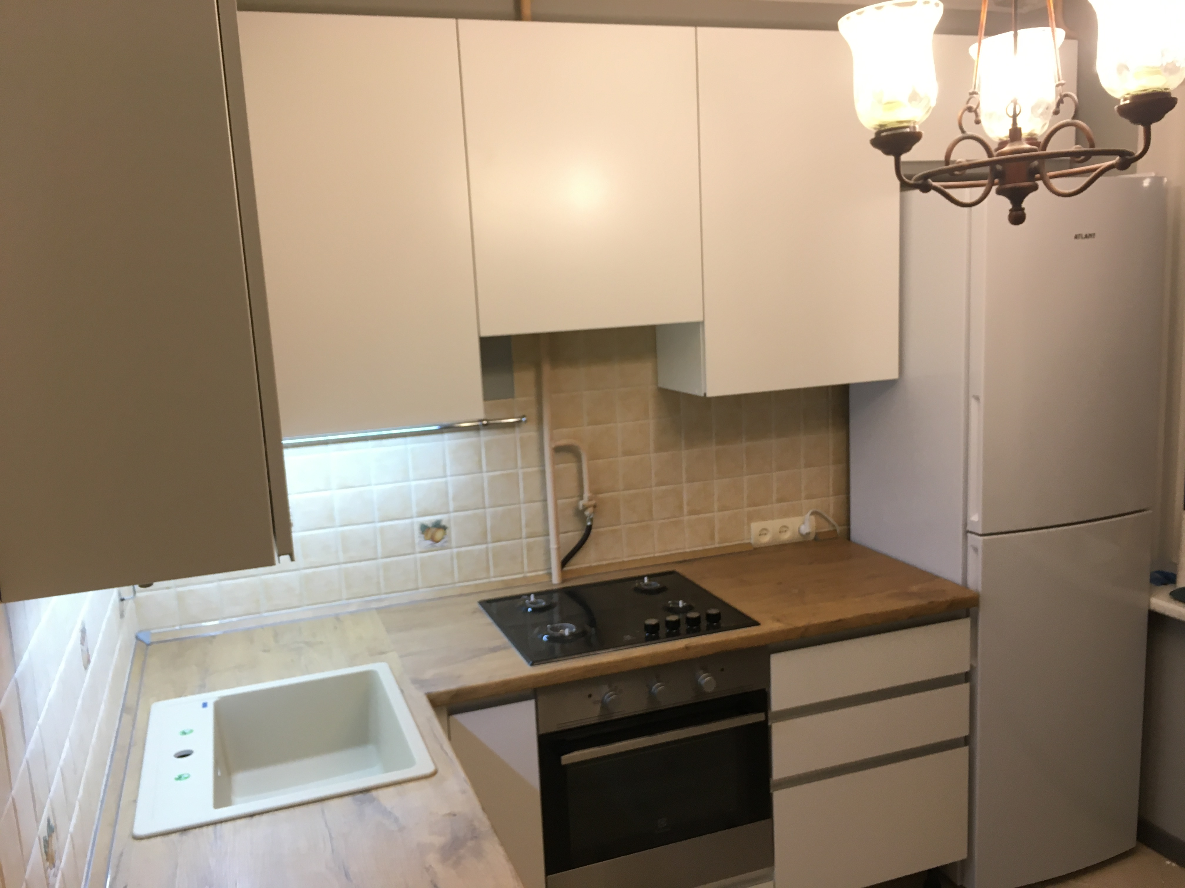 кухня с ценой в Гомеле «Fuxia», Лазурная 14 3