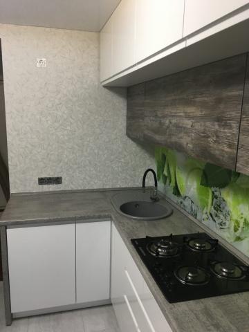 кухня с ценой из крашеного МДФ Breez 64,4